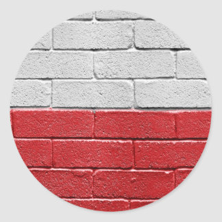 Flag of Poland Sticker