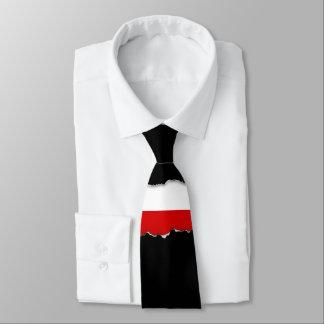 Flag of Poland Tie