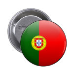 Flag of Portugal Buttons