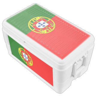 Flag of Portugal Chest Cooler