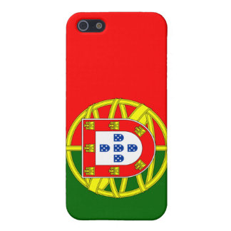 Flag of Portugal  Cover For iPhone SE/5/5s