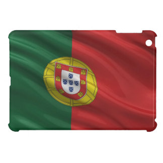 Flag of Portugal Cover For The iPad Mini