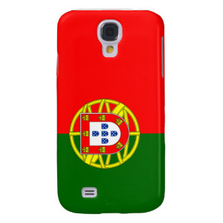 Flag of Portugal Galaxy S4 Cover
