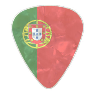 Flag of Portugal Guitar Picks