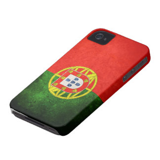 Flag of Portugal iPhone 4 Case