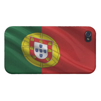 Flag of Portugal iPhone 4 Covers