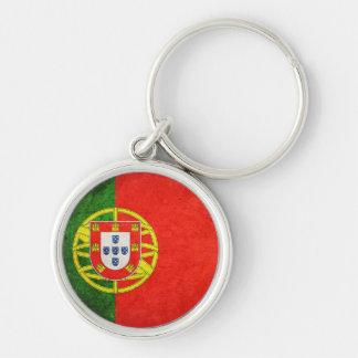 Flag of Portugal Key Chains