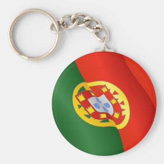 Flag of Portugal keychain
