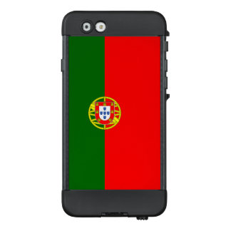 Flag of Portugal LifeProof iPhone Case