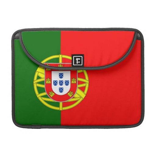 Flag of Portugal Macbook Pro Flap Sleeve MacBook Pro Sleeve