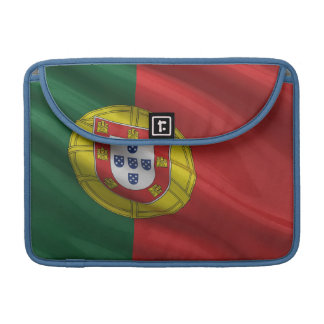 Flag of Portugal MacBook Pro Sleeve