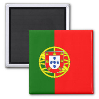 Flag of Portugal Magnet (Square)