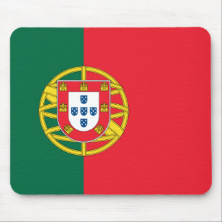 Flag of Portugal Mouse Pad