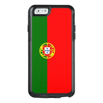 Flag Of Portugal Otterbox Iphone Case by Flagosity at Zazzle
