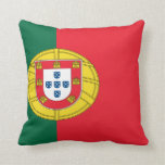 flag of portugal pillow