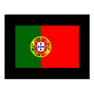 Flag of Portugal Postcard