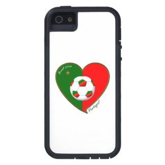 Flag of PORTUGAL SOCCER of national team 2014 Case For iPhone SE/5/5s