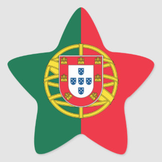 Flag of Portugal Stickers