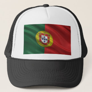 Flag of Portugal Trucker Hat