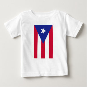 Baby Girl Jumpsuit Puerto Rico Flag Baby Clothes