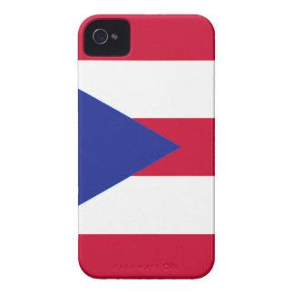 Flag of Puerto Rico - Bandera de Puerto Rico iPhone 4 Case