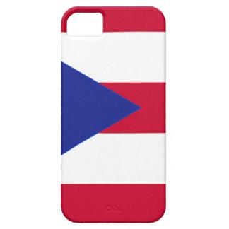 Flag of Puerto Rico - Bandera de Puerto Rico iPhone SE/5/5s Case
