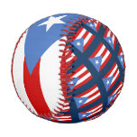 Flag of Puerto Rico Baseball