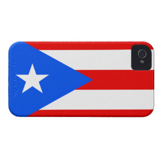 Flag of Puerto Rico BlackBerry Bold 9700/9780 Case iPhone 4 Cover