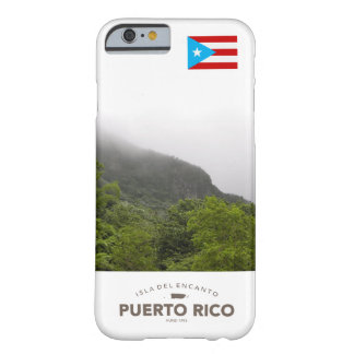 Flag of Puerto Rico, El Yunque Barely There iPhone 6 Case