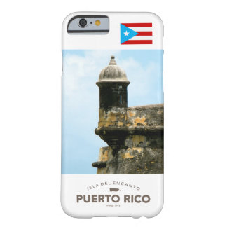 Flag of Puerto Rico, Garita Barely There iPhone 6 Case