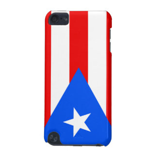 Flag of Puerto Rico iPod Touch Speck Case