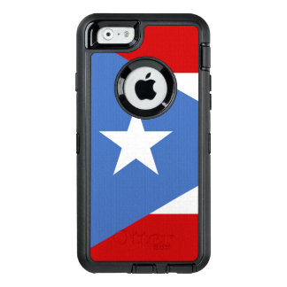 Flag of Puerto Rico OtterBox iPhone 6/6s Case