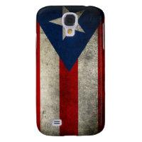 Flag of Puerto Rico Samsung S4 Case