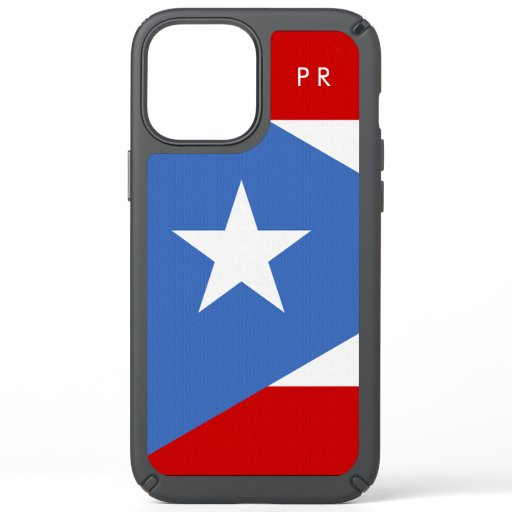 Flag of Puerto Rico Speck iPhone 12 Pro Max Case