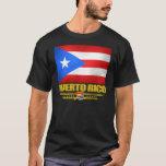 Flag of Puerto Rico T-Shirt