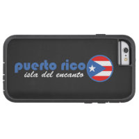Flag of Puerto Rico Tough Xtreme iPhone 6 Case