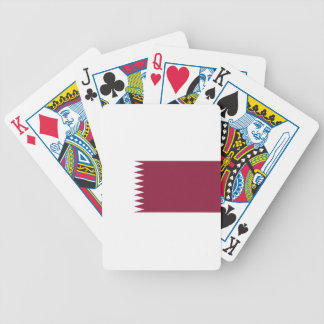 Flag_of_Qatar Bicycle Playing Cards