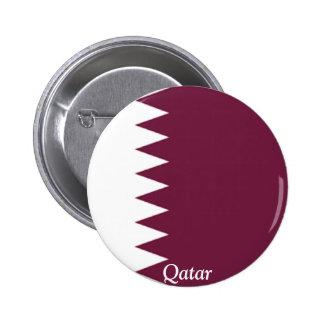 Flag of Qatar Button
