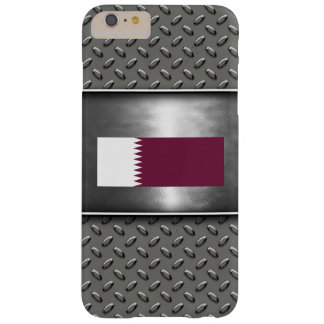 Flag of Qatar Barely There iPhone 6 Plus Case