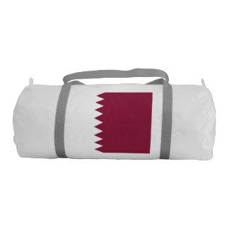 Flag of Qatar Gym Bag