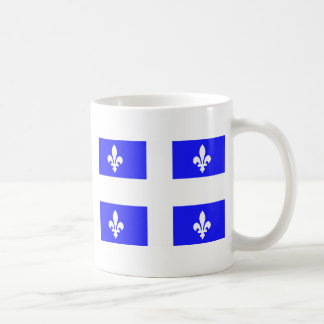 Flag of Quebec Coffee Mug