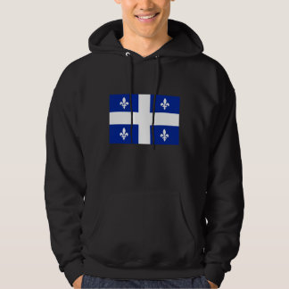 Flag of Quebec Hoodie