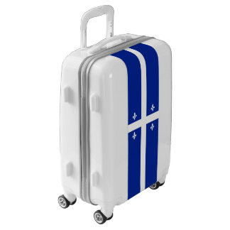Flag of Quebec Luggage (Carry-On)