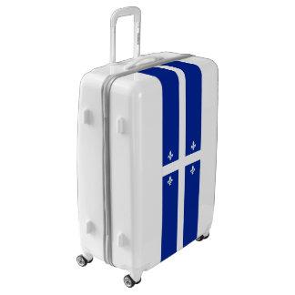 Flag of Quebec Luggage (Large)