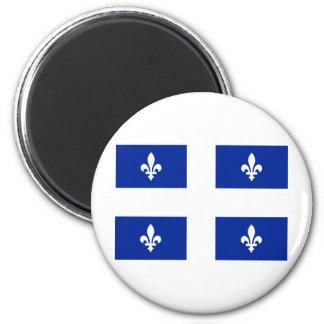 Flag of Quebec Magnet