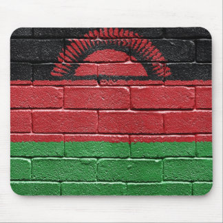Flag of Republic of Malawi Mouse Pad