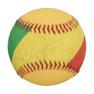 Flag of Republic of the Congo Baseball