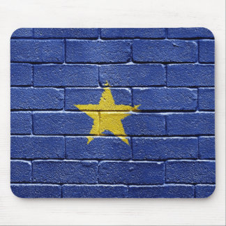 Flag of Republic of the Congo (Léopoldville) Mouse Pad