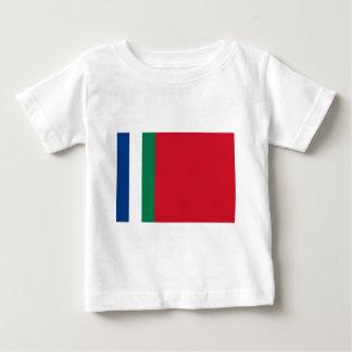 Flag of Republik Maluku Selatan (South Moluccas) Baby T-Shirt