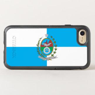 Flag of Rio de Janeiro OtterBox iPhone Case